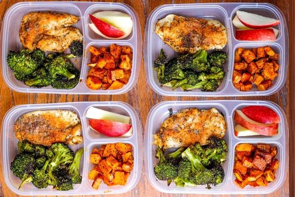 Kết quả hình ảnh cho chế độ dinh dưỡng cho người tập gym