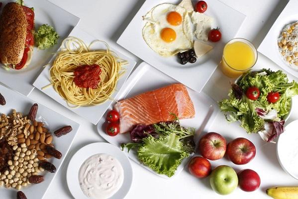 Chế độ dinh dưỡng lành mạnh giúp phòng ngừa đau bụng kinh hiệu quả.