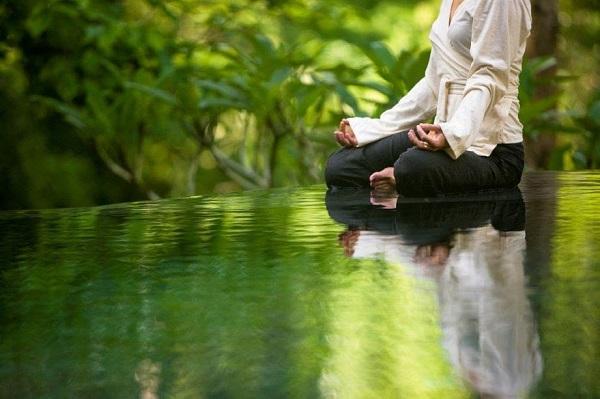 Thiền tạo ra trạng thái thư giãn tuyệt đối.