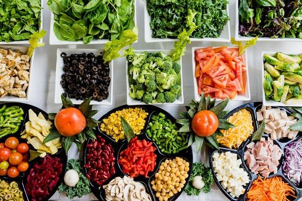 Trong chế độ dinh dưỡng giúp tăng cân không thể thiếu chất xơ.