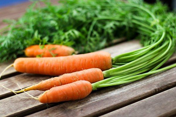 Cà rốt có khả năng tăng cường hệ miễn dịch