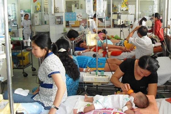 Bệnh sốt xuất huyết đang gia tăng tại Hà Nội