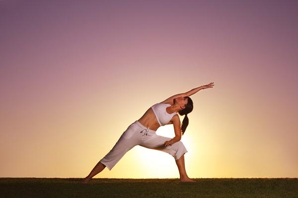 Yoga giúp tâm tính của bạn trở nên bình tĩnh hơn