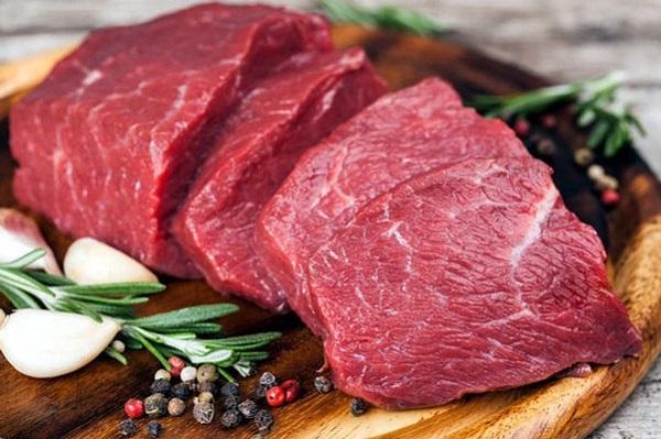 Thịt không phải là nguyên nhân khiến bạn tăng cân nếu lựa chọn đúng cách
