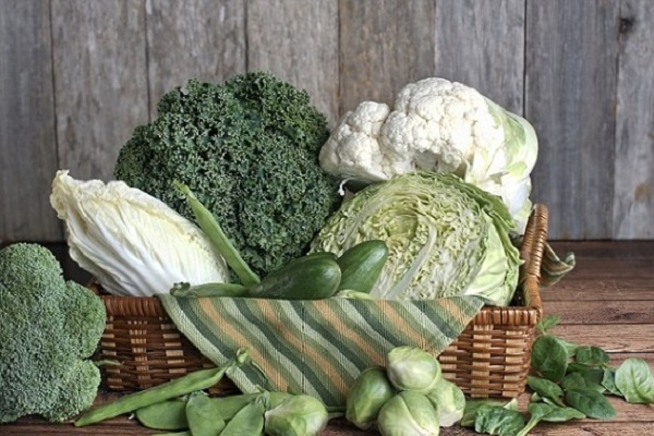 Các loại rau họ cải gây khó thở cho người bị bệnh phổi khi ăn