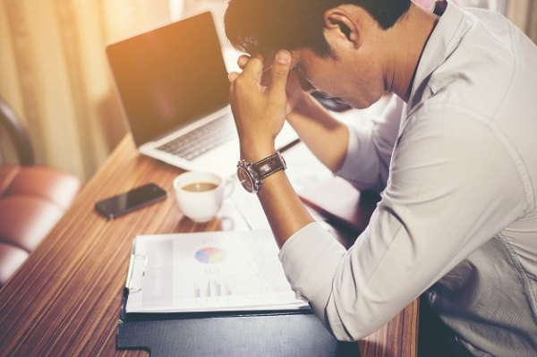 Áp lực căng thẳng sẽ làm nặng hơn các triệu chứng của loét dạ dày