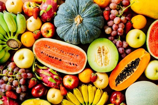 Rau củ quả giàu vitamin, khoáng chất cũng hỗ trợ bạn duy trì một làn da khỏe, ít nếp nhăn