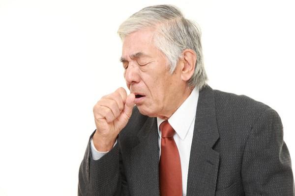 Ho kéo dài có thể là một triệu chứng của bệnh phổi tắc nghẽn mạn tính