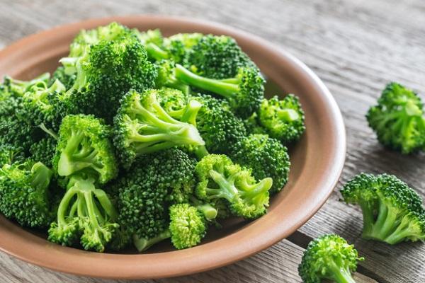 Bông cải xanh vừa giúp giảm stress mà cũng vừa là một thực phẩm có lợi cho sức khỏe nói chung