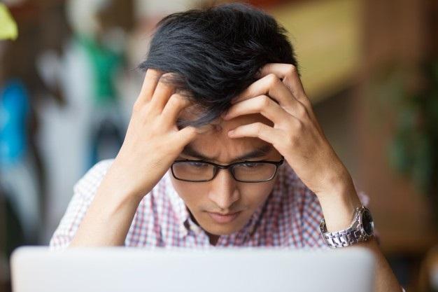 Lo lắng quá mức cũng là một trong những nguyên nhân gây đau đầu
