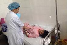 Cứu sản phụ mang tam thai ở vị trí nguy hiểm
