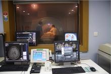 BV ĐHYD trang bị hệ thống gây mê tại phòng chụp MRI