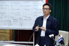 Việt Nam thực hiện khai báo sức khỏe toàn dân từ 10-3