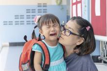 Chuẩn bị tâm lý cho trẻ nhỏ khi đi học lại
