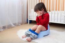 Trẻ bị táo bón nặng, khi nào cần cảnh giác?