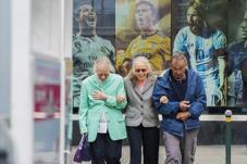 Cách tăng cường sức đề kháng ở người cao tuổi trong mùa dịch Covid-19