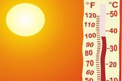 Nắng nóng có ảnh hưởng đến chuyện gối chăn?