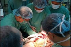 Cắt bỏ khối u nhưng vẫn bảo tồn được phần gan còn lại của bệnh nhân