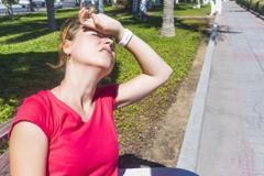 Cách sơ cứu cơn say nắng, say nóng mùa hè