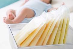 Hướng dẫn cách sử dụng túi đựng sữa mẹ đúng