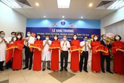 Bệnh viện Trung ương Huế khánh thành Trung tâm tư vấn khám chữa bệnh từ xa