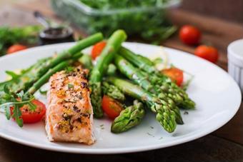 Thực đơn giảm cân low carb trong 1 tuần