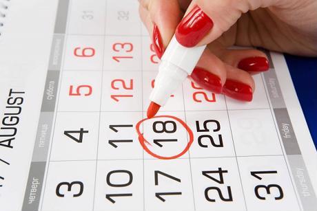 """Bí quyết cho cách tính ngày an toàn khi """"yêu"""" để tránh thai"""